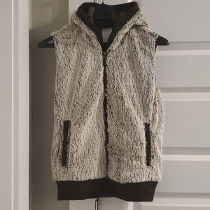 Patagonia Hood Vest Womans Sz XS